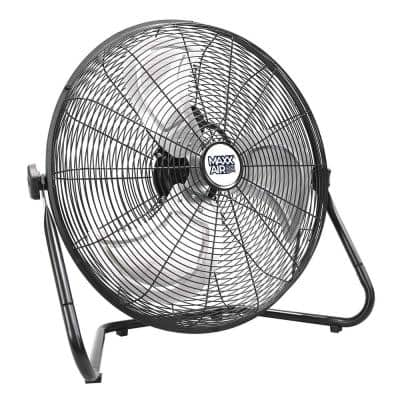 20 in. High-Velocity Floor Fan