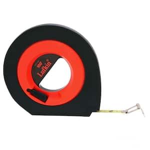 3/8 in. x 100 ft. Speedwinder Steel Long Tape Measure