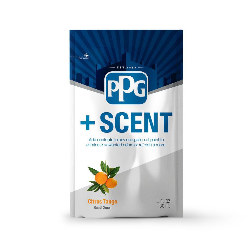 +Scent 1 oz. Citrus Tango Odor Control Paint Additive (Treats 1 Gal.)