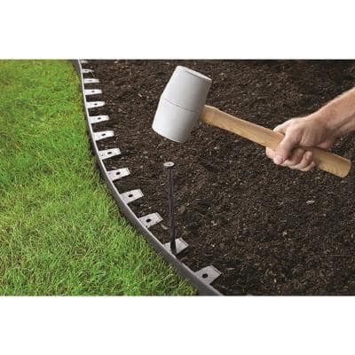 No-Dig 100 ft. Landscape Edging Kit