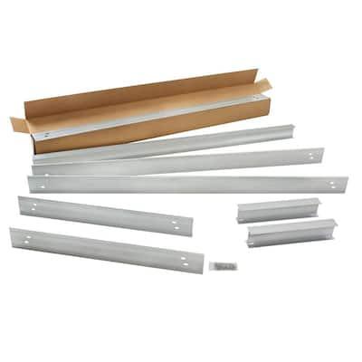 4 ft. x 8 ft. Aluminum Dock Frame Kit