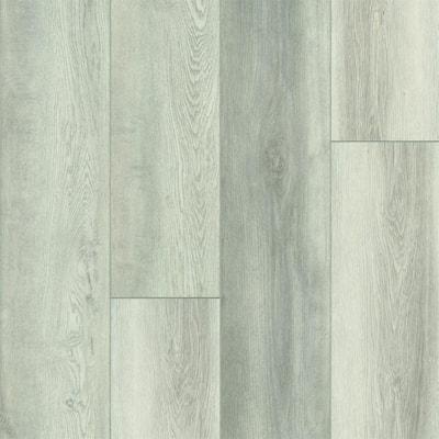 Rigid Core Empower Art Snowflake 9 in. x 72 in. Waterproof Click Lock Vinyl Plank Flooring (18.19 sq. ft.)