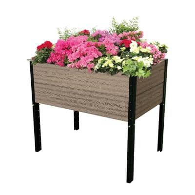 3 ft. W x 2 ft. D x 33 in. H Premium Elevated Blossom