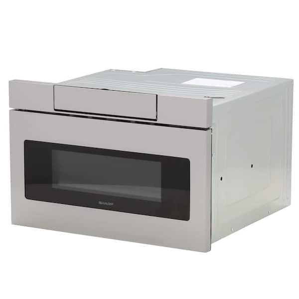 Sharp 1 2 Cu Ft 24 In Microwave