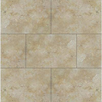 Riviera Gold 16 in. x 24 in. Rectangle Travertine Paver Tile (60 Pieces/160.2 sq. ft./Pallet)