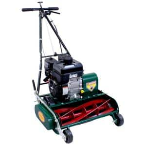 20 in. Classic Standard 5-Blade Briggs and Stratton Gas Walk Behind Self-Propelled Reel Lawn Mower
