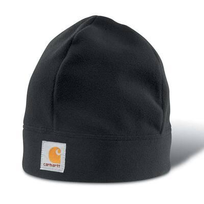 Men's OFA Black Polyester Hat Headwear