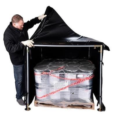 54 cu. ft. Bulk Material Warmer
