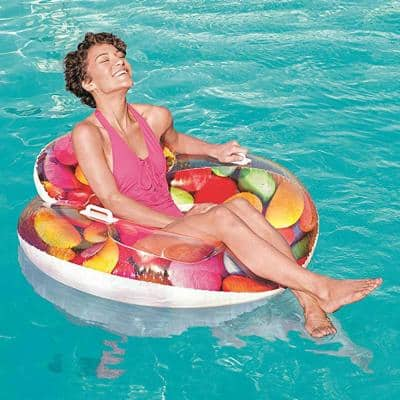 Candy Delight Lounge Pool Float