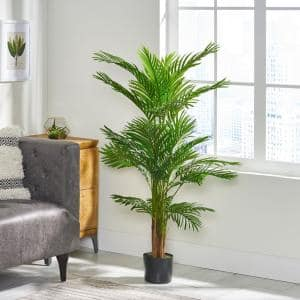 Gilliam 4 ft. Green Artificial Palm Tree