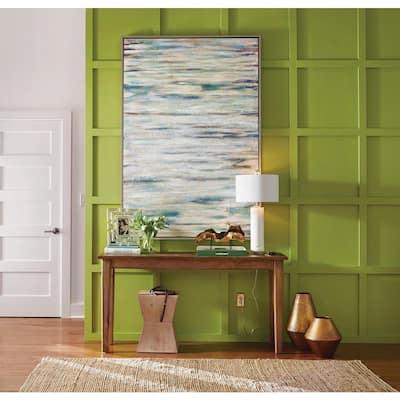 MDF Series Smooth 5-Panel Equal Solid Core Primed Composite Interior Door Slab