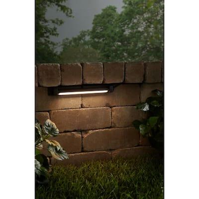 Low Voltage Black LED Deck Light