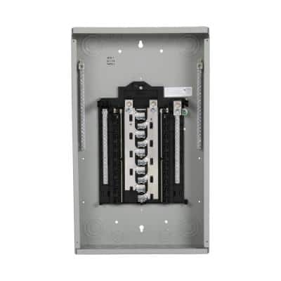 PN Series 150 Amp 20-Space 40-Circuit Main Lug Plug-On Neutral Load Center Indoor with Copper Bus