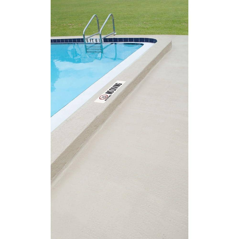 Dyco Paints Pool Deck 5 Gal 9064 Bombay Low Sheen Waterborne Acrylic Stain Dyc9064 5 The Home Depot