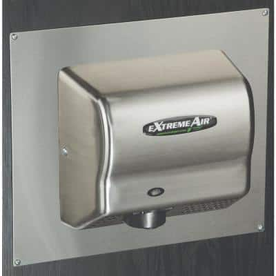Universal Adapter Plate for Electric Hand Dryer