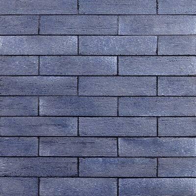 Weston Ridge Light Blue 2 in. x 9 in. 11mm Glazed Clay Subway Wall Tile (33-piece 5.64 sq. ft. / box)