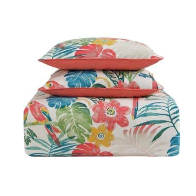 Coco Paradise Comforter Set