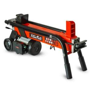 3400 RPM 7-Ton 15 Amp Electrical Horizontal Log Splitter