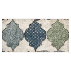 Essenza Fenice 5-7/8 in. x 11-7/8 in. Ceramic Wall Tile (11.17 sq. ft./case)