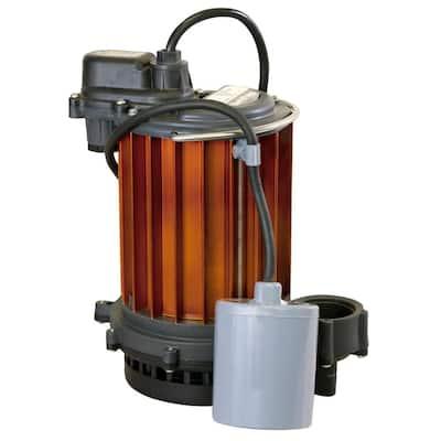 230-Series 1/3 HP Submersible Sump Pump