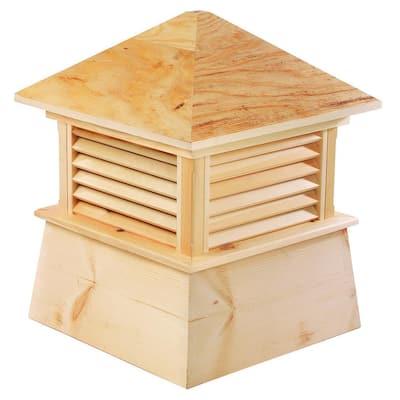 Kent 48 in. x 64 in. Wood Cupola