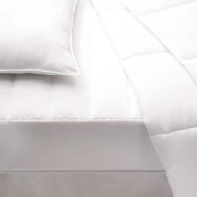 Light and Lofty Queen Mattress Pad