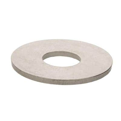 4-Pieces 5/16 in. Aluminum Flat Washers