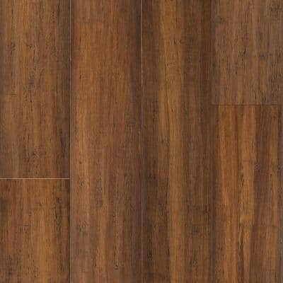 Bourbon Barrel 9/16 in. T x 5.11 in. W x 72 in. L Solid Wide TG Bamboo Flooring (25.60 sq. ft/case)