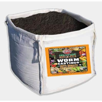 2 Cu. Yds./1800 lbs. Organic Worm Castings Soil Amendment