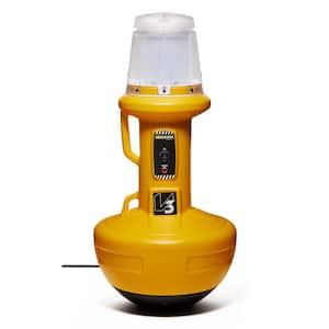 15,000 Lumens 360-Degree Wobblelight V-Series Portable LED Work Light