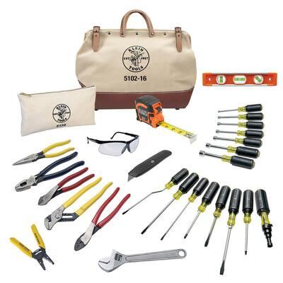 Klein Tools Tool Kit, 28-pc