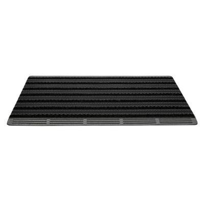 Black 24 in. x 36 in. Ultimate Door Mat