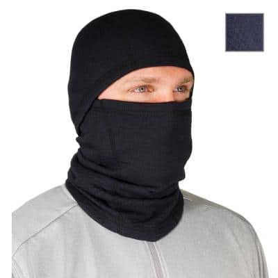 N-Ferno Black FR Balaclava Face Mask Hood