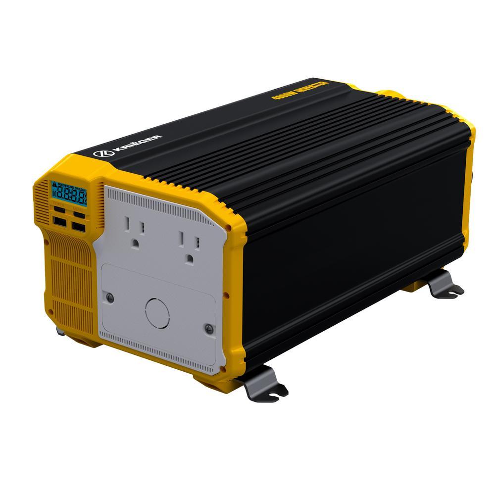 4000-Watt Power Inverter