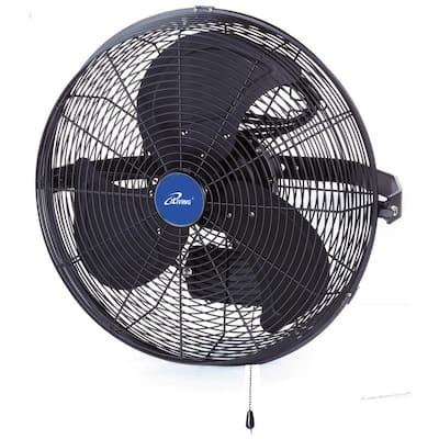 18 in. 3 Speed Wall Mount Outdoor Waterproof Fan