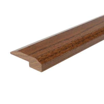 Solid Hardwood Rocco 0.38 in. T x 2 in. W x 78 in. L Multi-Purpose Reducer