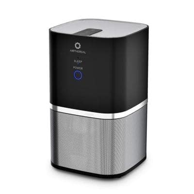 Day Dawning Air Purifier for Home Bedroom and Office 7-in-1 True HEPA Filter Removes Dust Smoke Odors