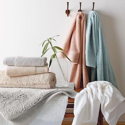 Organic Cotton Fingertip Towel (Set of 2)
