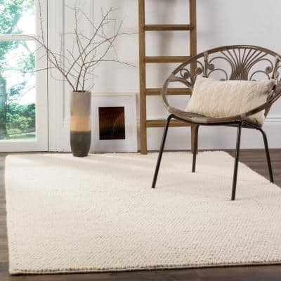 Natura Ivory 8 ft. x 10 ft. Gradient Area Rug