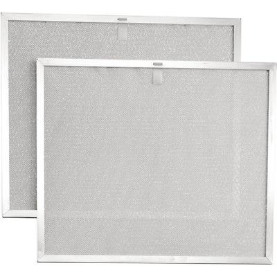 Allure 2 Series 30 in. Range Hood Externally Vented Aluminum Replacement Filter (2 each)
