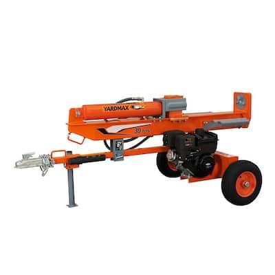 30 Ton 306cc Full Beam Log Splitter