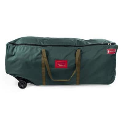 Big Wheel No Drag Green Super Duffel