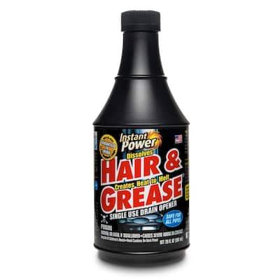 20 oz. Hair and Grease Drain Opener