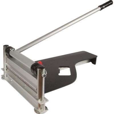 13 in. Multi-Floor Cutter with 0 to 45 Degree Miter Guide and 28-1/2 in. Handle