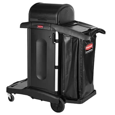 Executive Series High Security Housekeeping Cart