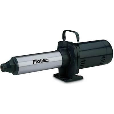 1 HP 1PH 10 GPM Booster Pump