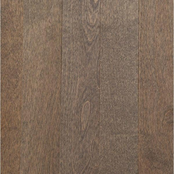 Mono Serra Canadian Northern Birch Nickel 3 4 In Thick X 2 1 4 In Wide X Varying Length Solid Hardwood Flooring 20 Sq Ft Case Hd 7022 The Home Depot