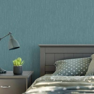 Lava Texture Paintable Vinyl Non-Woven Strippable Roll Wallpaper (Covers 59.2 sq. ft.)