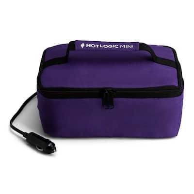 Purple Mini Oven 12V Lunch Bag