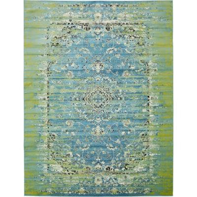 Imperial Sultan Blue 10' 0 x 13' 0 Area Rug